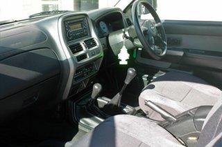 2014 Nissan Navara D22 White Manual Dual Cab