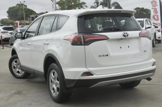 2018 Toyota RAV4 ASA44R MY18 GX (4x4) White 6 Speed Automatic Wagon.