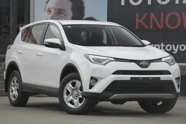 Used Toyota RAV4 ASA44R MY18 GX (4x4), 2018 Toyota RAV4 ASA44R MY18 GX (4x4) White 6 Speed Automatic Wagon