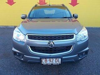 2015 Holden Colorado 7 RG MY16 LT Grey 6 Speed Sports Automatic Wagon.