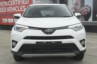 2018 Toyota RAV4 ASA44R MY18 GX (4x4) White 6 Speed Automatic Wagon
