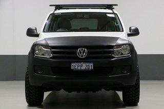 2014 Volkswagen Amarok 2H MY14 TDI420 (4x4) White 8 Speed Automatic Dual Cab Utility.