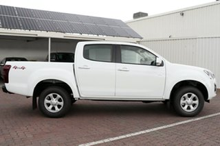 2019 Isuzu D-MAX MY19 LS-M Crew Cab Splash White 6 Speed Sports Automatic Utility