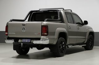 2017 Volkswagen Amarok 2H MY18 V6 TDI 550 Ultimate Champagne 8 Speed Automatic Dual Cab Utility