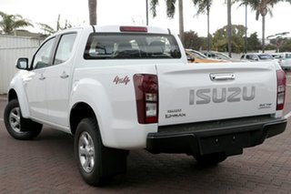 2019 Isuzu D-MAX MY19 LS-M Crew Cab Splash White 6 Speed Sports Automatic Utility.