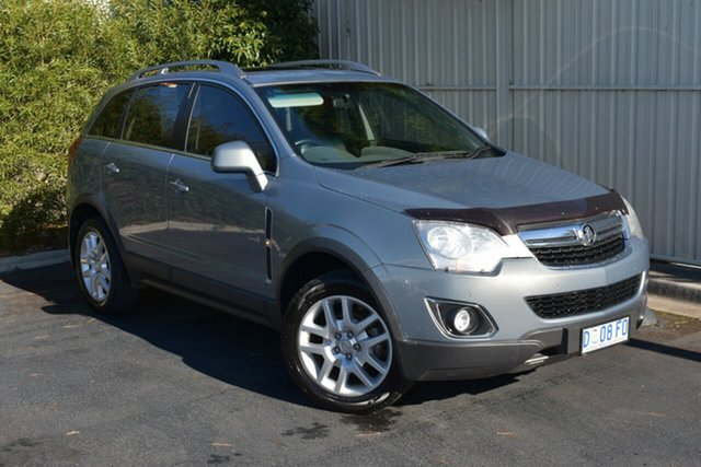 Used Holden Captiva CG Series II MY12 5, 2013 Holden Captiva CG Series II MY12 5 Grey 6 Speed Manual Wagon