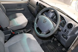 2014 Toyota Landcruiser VDJ79R MY12 Update GXL (4x4) Gold 5 Speed Manual Cab Chassis