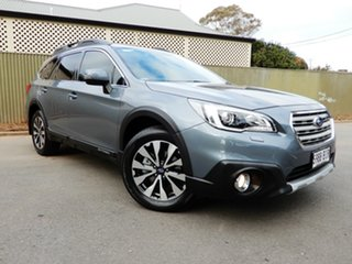 2015 Subaru Outback B6A MY15 2.5i CVT AWD Premium Platinum Grey 6 Speed Constant Variable Wagon.
