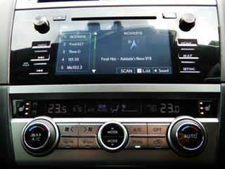 2015 Subaru Outback B6A MY15 2.5i CVT AWD Premium Platinum Grey 6 Speed Constant Variable Wagon