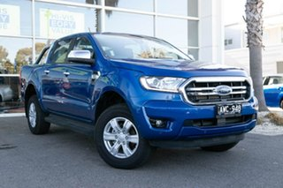 2018 Ford Ranger PX MkIII 2019.00MY XLT Pick-up Double Cab 6 Speed Sports Automatic Utility.