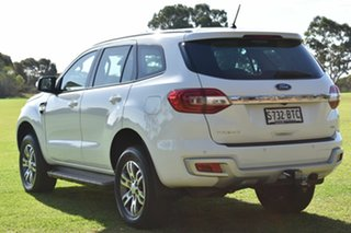 2017 Ford Everest UA Trend 4WD White 6 Speed Sports Automatic Wagon