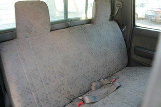 2001 Toyota Hilux RZN169R HILUX SR5 Green Manual Dual Cab