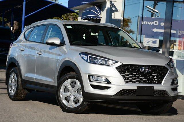 New Hyundai Tucson TL3 MY19 Go 2WD, 2019 Hyundai Tucson TL3 MY19 Go 2WD Platinum Silver 6 Speed Manual Wagon