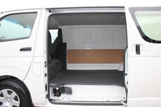 2017 Toyota HiAce TRH201R MY16 LWB White 6 Speed Automatic Van