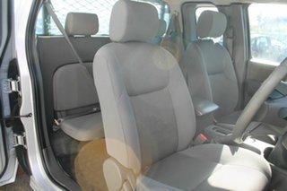 2009 Nissan Navara ST-X D40 Silver 6 Speed Manual Extracab