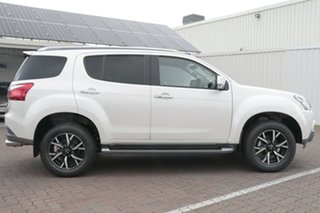 2020 Isuzu MU-X MY19 LS-T Rev-Tronic 4x2 Splash White 6 Speed Sports Automatic Wagon
