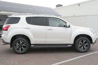 2020 Isuzu MU-X MY19 LS-T Rev-Tronic 4x2 Splash White 6 Speed Sports Automatic Wagon