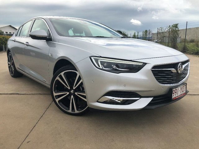 Used Holden Calais ZB MY18 V Liftback AWD, 2017 Holden Calais ZB MY18 V Liftback AWD Nitrate Silver 9 Speed Sports Automatic Liftback