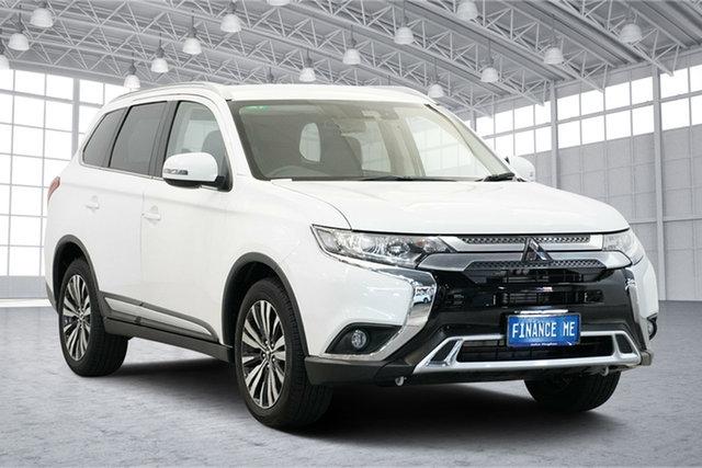 Used Mitsubishi Outlander ZL MY18.5 LS 2WD, 2018 Mitsubishi Outlander ZL MY18.5 LS 2WD Starlight 6 Speed Constant Variable Wagon