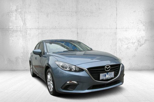Used Mazda 3  Neo SKYACTIV-Drive, 2016 Mazda 3 Neo Neo SKYACTIV-Drive Blue 6 Speed Automatic Sedan