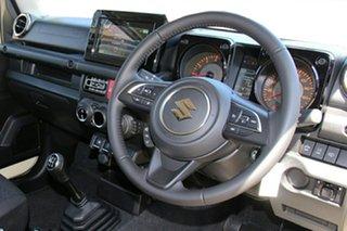 2021 Suzuki Jimny JB74 Superior White 5 Speed Manual Hardtop.