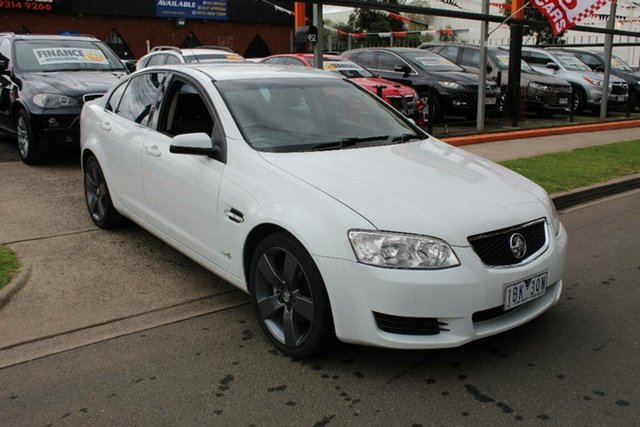 Used Holden Commodore VE II Omega, 2011 Holden Commodore VE II Omega White 6 Speed Automatic Sedan