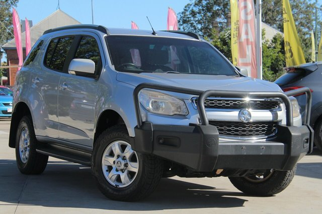 Used Holden Colorado 7 RG MY14 LT, 2014 Holden Colorado 7 RG MY14 LT Silver 6 Speed Sports Automatic Wagon