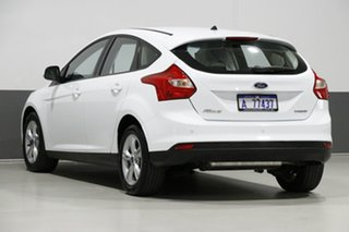 2013 Ford Focus LW MK2 Trend White 6 Speed Automatic Hatchback