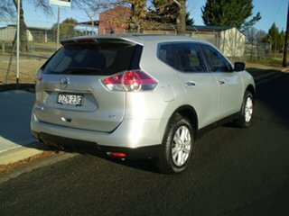 2014 Nissan X-Trail T32 ST X-tronic 2WD Silver 7 Speed Constant Variable Wagon