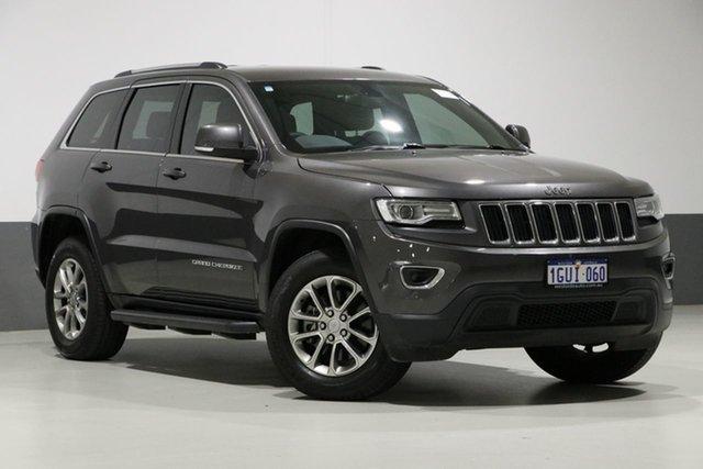 Used Jeep Grand Cherokee WK MY15 Laredo (4x4), 2016 Jeep Grand Cherokee WK MY15 Laredo (4x4) Grey 8 Speed Automatic Wagon