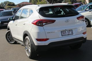 2017 Hyundai Tucson TLe MY17 Active 2WD White/34204 6 Speed Sports Automatic Wagon.