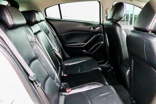 2016 Mazda 3 BM5438 SP25 SKYACTIV-Drive GT Snowflake White 6 Speed Sports Automatic Hatchback
