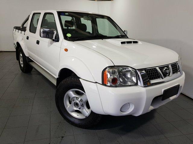 Used Nissan Navara D22 S5 ST-R, 2015 Nissan Navara D22 S5 ST-R White 5 Speed Manual Utility