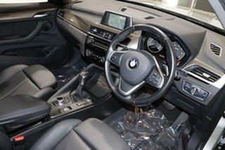2016 BMW X1 F48 xDrive 20D Silver 8 Speed Automatic Wagon