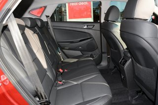 2019 Hyundai Tucson TL3 MY19 Highlander AWD Gemstone Red 8 Speed Sports Automatic Wagon