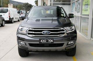 2019 Ford Everest UA II 2019.00MY Trend RWD Grey 10 Speed Sports Automatic Wagon