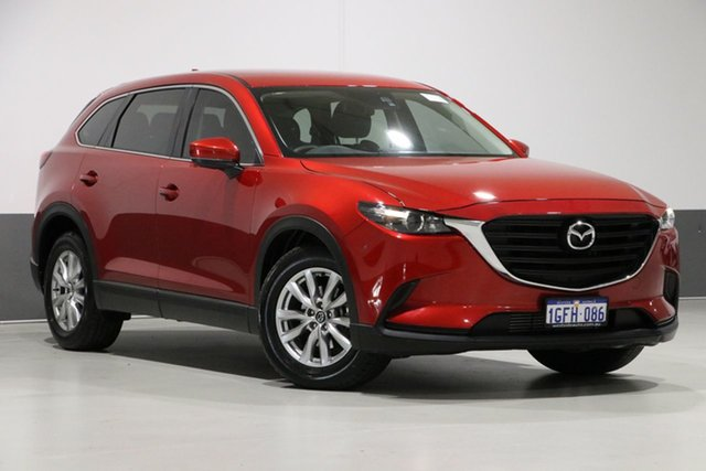 Used Mazda CX-9 MY16 Sport (FWD), 2016 Mazda CX-9 MY16 Sport (FWD) Red 6 Speed Automatic Wagon