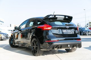 2017 Ford Focus LZ RS AWD Black 6 Speed Manual Hatchback
