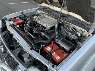 2013 Nissan Navara D22 STR Silver 5 Speed Manual Dual Cab