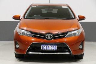 2014 Toyota Corolla ZRE182R Levin SX Orange 7 Speed CVT Auto Sequential Hatchback.