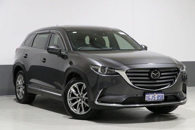 Used Mazda CX-9 MY16 Azami (AWD), 2017 Mazda CX-9 MY16 Azami (AWD) Grey 6 Speed Automatic Wagon