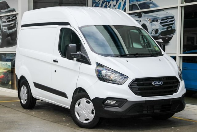Demo Ford Transit Custom VN 2018.5MY 300S Low Roof SWB, 2018 Ford Transit Custom VN 2018.5MY 300S Low Roof SWB White 6 Speed Automatic Van