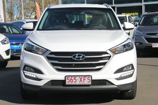 2017 Hyundai Tucson TLe MY17 Active 2WD White/34204 6 Speed Sports Automatic Wagon