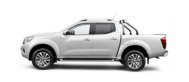 New Nissan Navara D23 S3 ST-X, 2019 Nissan Navara D23 S3 ST-X White Diamond 7 Speed Sports Automatic Utility