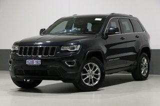 2013 Jeep Grand Cherokee WK MY14 Laredo (4x2) Grey 8 Speed Automatic Wagon.