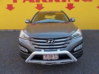 2013 Hyundai Santa Fe DM MY13 Active Grey 6 Speed Manual Wagon.
