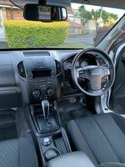 2016 Isuzu D-MAX MY15.5 SX White 5 Speed Automatic Dual Cab