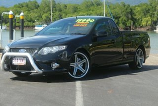 2011 Ford Falcon FG XR6 Ute Super Cab Li Black 6 Speed Semi Auto Utility