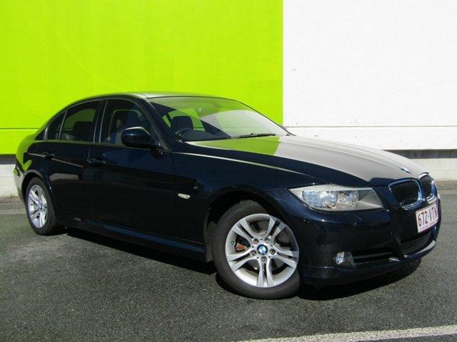 Used BMW 320d E90 MY09 Executive, 2009 BMW 320d E90 MY09 Executive Blue 6 Speed Auto Steptronic Sedan