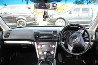 2006 Subaru Liberty MY06 2.0R Grey 4 Speed Auto Elec Sportshift Sedan